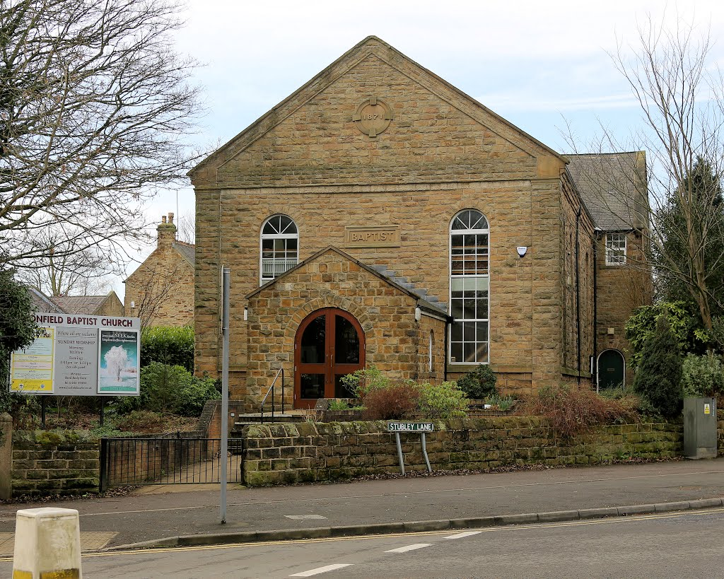 Dronfield Baptist Church