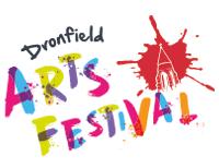 Dronfield Arts Festival Logo